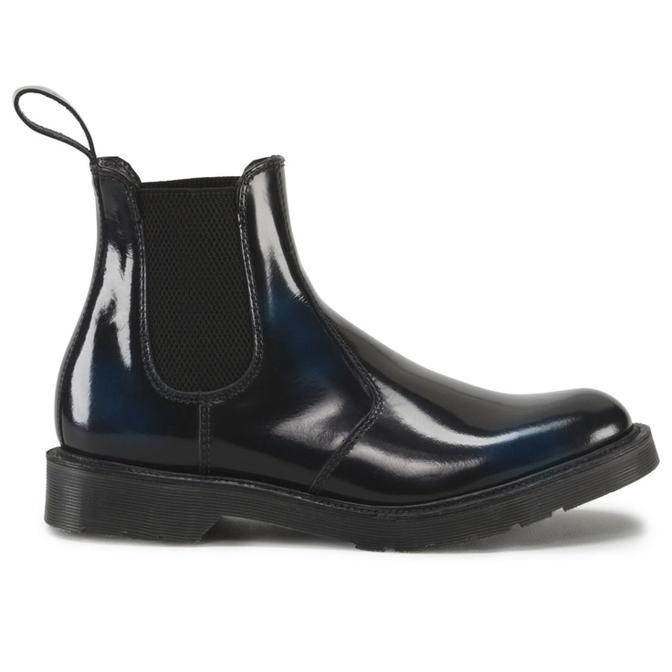 ☠☠☠™ Dr. Martens Chelsea boot. Made In England, UK, quite nr the Continent