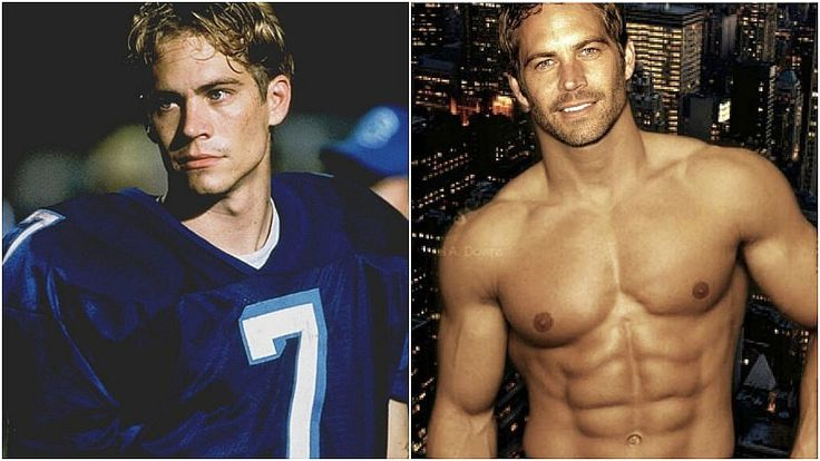 Paul Walker como Brian O'Conner / Foto: Twitter
