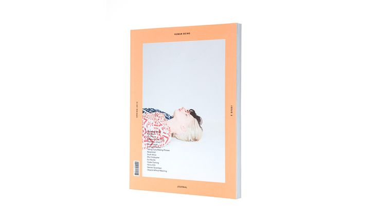 Human Being Journal Issue 2 / Blog / Need Supply Co.