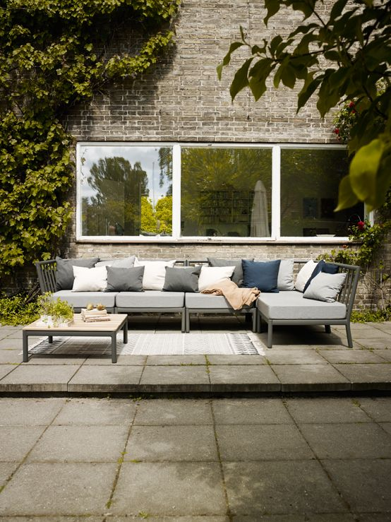 Tradition Lounge Sofa - Skagerak