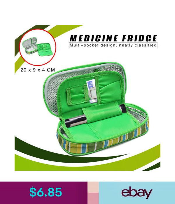 6 85 Portable Medicine Diabetic Insulin Cooling Pouch Cooler