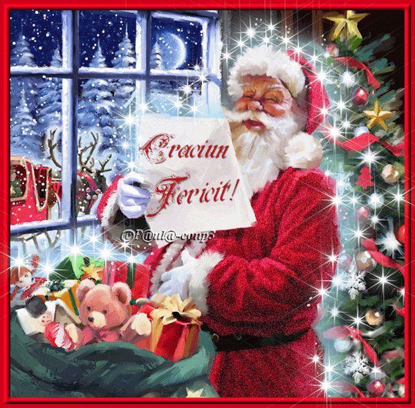 Craciun Fericit ! Merry Christmas !