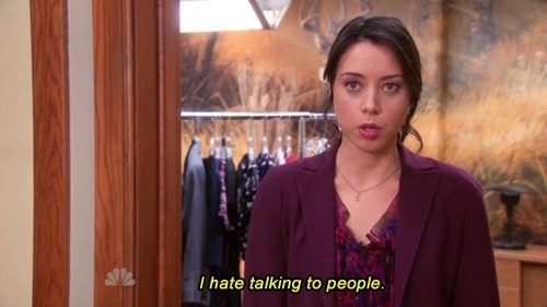 April Ludgate (Parks and Recreation)