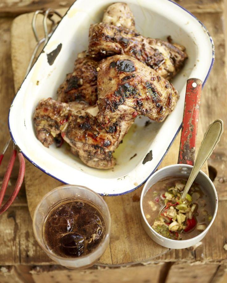 Jan Braai's Jamaican Jerk Chicken