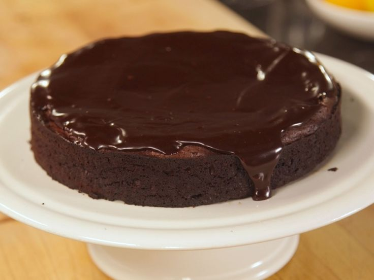 Ina Garten Decadent Chocolate Cake