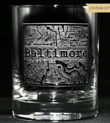 "This custom city <a href=""http://scoutmob.com/p/Custom-City-Map-Scotch-Glasses-Set-of-2?ref=cat_search_map"