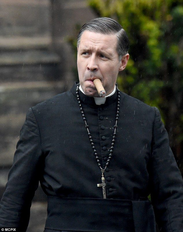 New addition: Popular star Paddy Considine is the latest actor to join the acclaimed show's cast