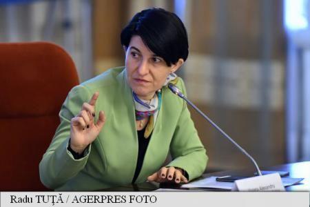Victoria-Violeta Alexandru -40 ani propusă ministru delegat pentru Consultare Publică și Dialog Social fost director ONG IPP – AGERPRES