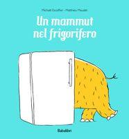Tutto ha inizio dal frigorifero disegnato sul frontespizio, sembra traballare, c'è qualcosa o qualcuno al suo interno?  Noè lo apre e lo ved...