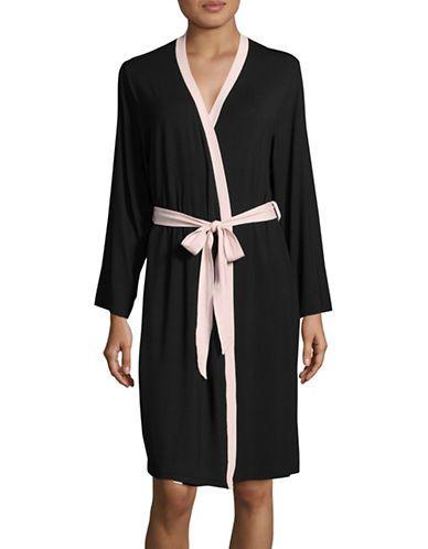 LORD & TAYLORMid-Length Knit Robe