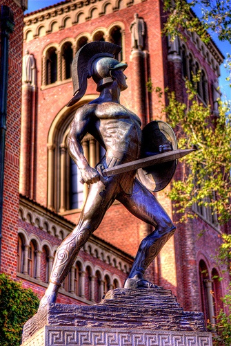 University of Southern California Bovard Administration Building - vma.