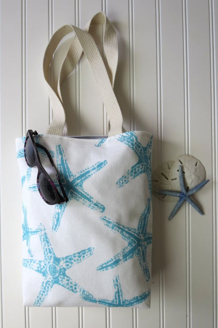 Bridesmaid Totes - Bridesmaids Bags - Wedding Welcome Bags - Bridesmaid Gift - Starfish Mini-totes - Beach Wedding Favors by OohBabyInfinity on Etsy https://www.etsy.com/listing/188640560/bridesmaid-totes-bridesmaids-bags