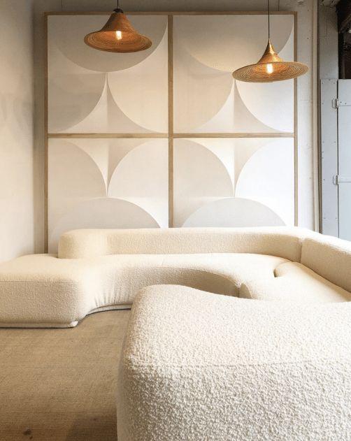 Polar sofa des canapés et fauteuils qui réchauffent les intérieurs #salonstyle #salon #style #spaces