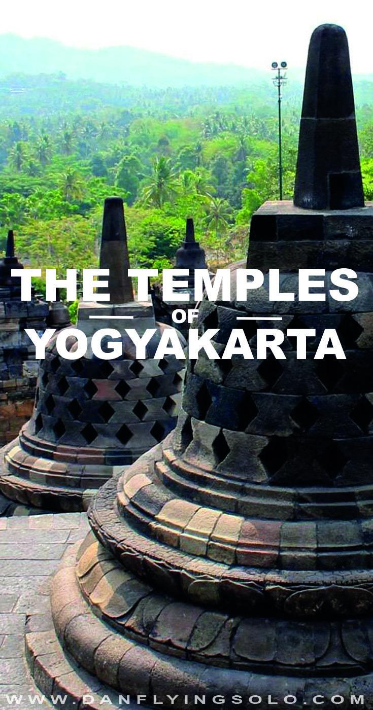 The temples of Yogyakarta: How to visit Borobudur and Prambana