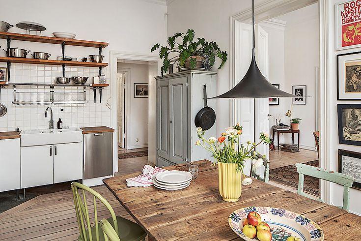 Pluras kök, parkgatan 10 Kungsholmen