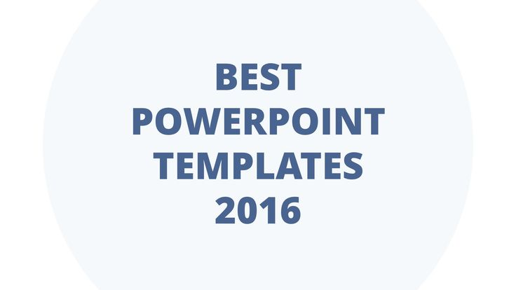 Best #PowerPoint #Presentation #Templates 2016 #ppt #slide #design