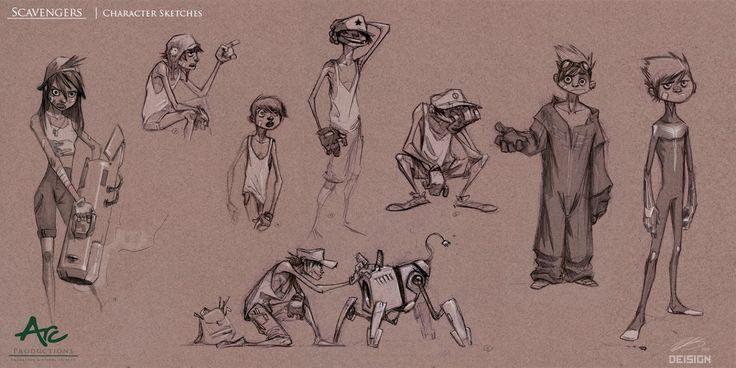 Character Design Pinup Art : Épinglé par character design references sur