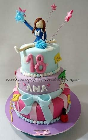 Best 25 Cheerleading Cake Ideas On Pinterest Girly