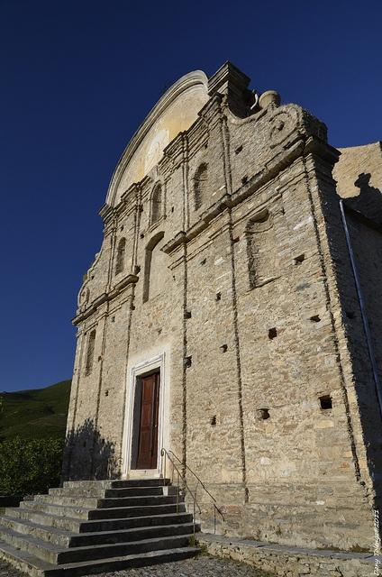 Eglise de Patrimonio .