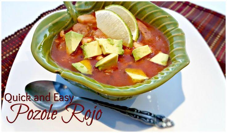 Pozole Rojo Recipe from Knorr #ad #KnorrCelebrations #LiveForFlavor