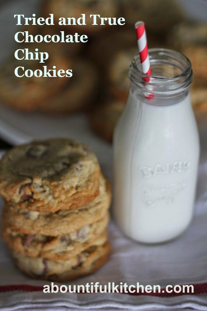 Tried and True Chocolate Chip Cookies (2014)