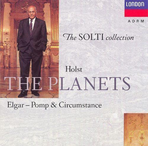 Gustav Holst: The Planets/Edward Elgar: Pomp & Circumstance Marches Nos. 1, 4 & 5 [CD]