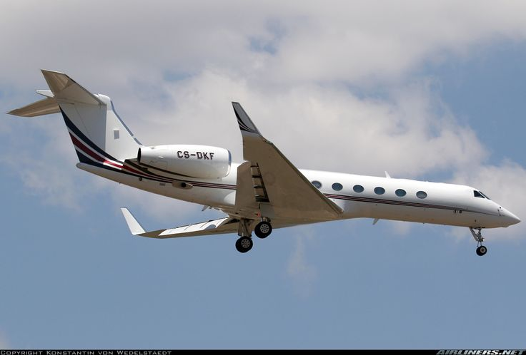 Gulfstream Aerospace G-V-SP Gulfstream G550 - Untitled (NetJets) | Aviation Photo #4506937 | Airliners.net