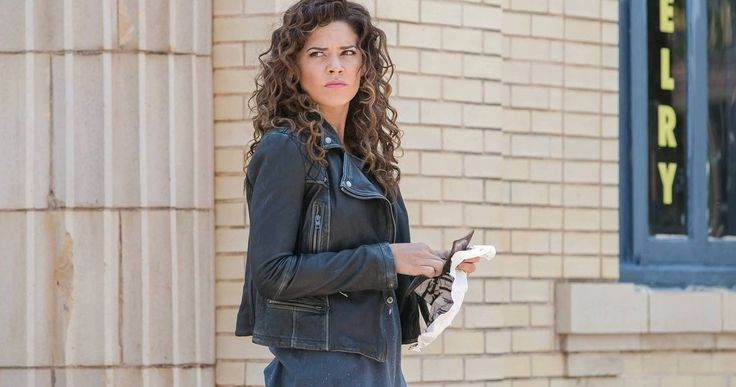 'Constantine' Trailer Introduces Angelica Celaya as Zed -- A new 'Constantine' trailer and photos give fans a first look at Angelica Celaya as DC Comics character Zed. -- http://www.movieweb.com/constantine-tv-show-trailer-photos-zed