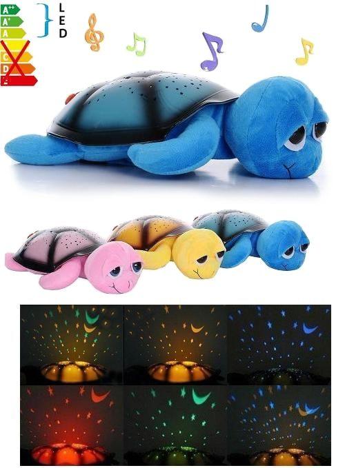 Ajándékboltunk egyik kedvencea világító plüss teknős. Csillagos égbolt kivetítős, nagy...