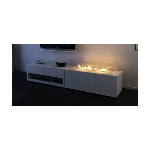 Planika Duo Fire bio fireplace @ inamus.com - The biggest fireplace catalog in the world. #fireplace