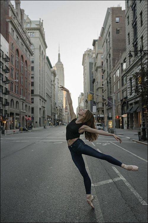 New York City: The Ballerina Project.
