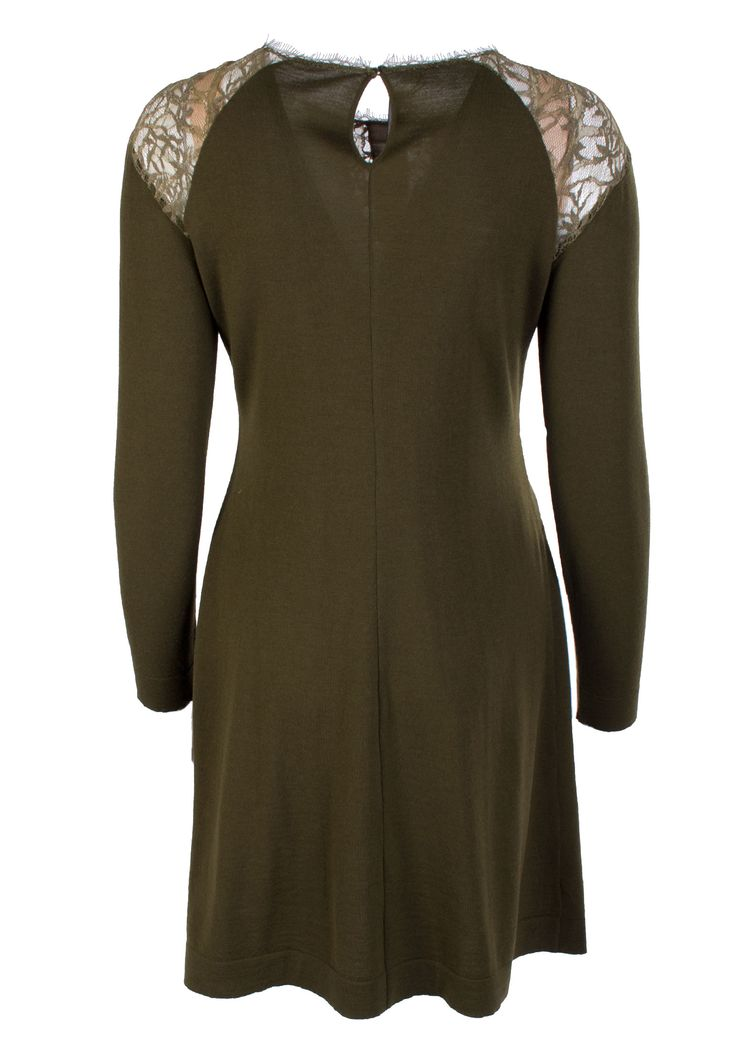 Зеленое Платье ALBERTA FERRETTI - купить по цене 89900 рублей, арт. 0484 5100 - ElytS.ru