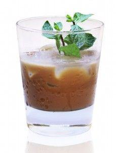 """Patron XO Cafe Dark Cocoa  """"Minty Mocha"""" sounds good!"""