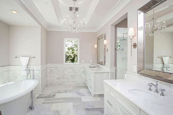 Luxe Bath - Michael Phelps Wins Design Gold With His New $2.5 Million Mansion - Photos
