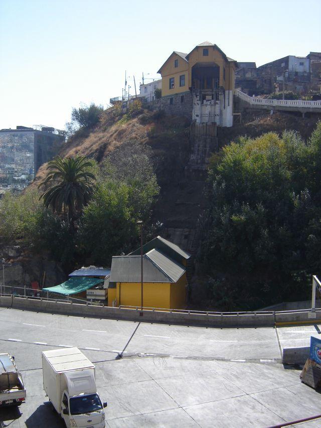 Ascensor Barón   Ascensores de Valparaíso