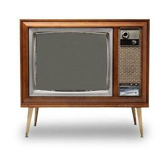"""Vintage"" tv. #IamOld"