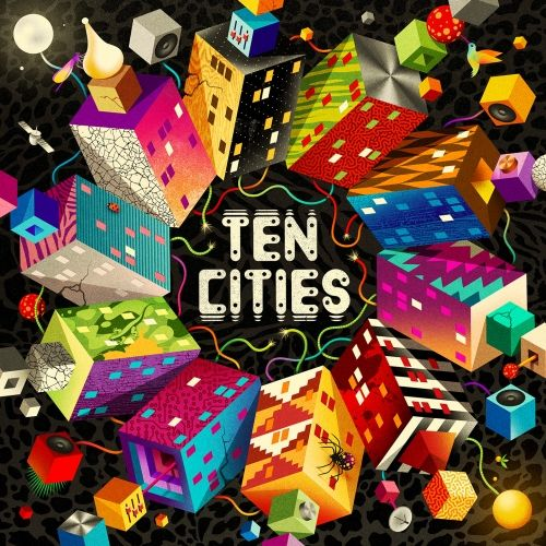 Ten Cities | SNDWCD069 | Soundway Records