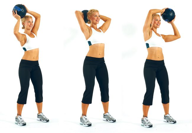 A fantastic exercise for core strength. Do it properly and you'll give those abs a well-deserved workout!
