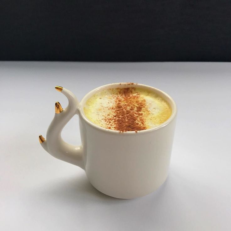 Lessons learned from trying to drink healthy lattes. 1. Don't use the stick blender in a small jug turmeric is hard to clean off the walls (and clothes). 2. Never drink turmeric over light coloured carpet you WILL spill it and it's a natural dye!!  I drink mine over the sink now.