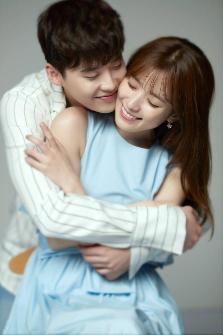 Lee Jong Suk and Han Hyo Joo for upcoming Korean drama 'W'. I'm so jealous of her