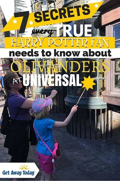 7 Secrets Every True Harry Potter Fan Needs to Know About Ollivanders at Universal Hollywood