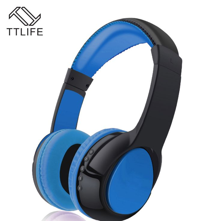 TTLIFE Brand Audifonos Cuffie Noise Cancelling Headphone Earphone Gamer Wireless Headband Bluetooth S99 Stereo Headset With Mic