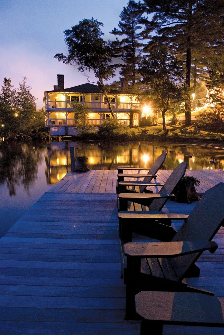 Mirror Lake Inn Is One Of The Most Stunning Adirondack Hotels And Only Aaa Four Diamond Exceptional Lakeside Hotel In Placid