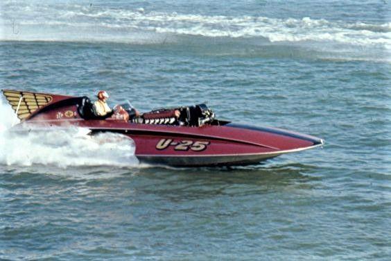Vintage Race Boat Plans
