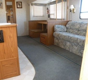 Rv+Interior+Remodeling+Ideas | RV Remodeling Demolition is the first step in an RV Remodel