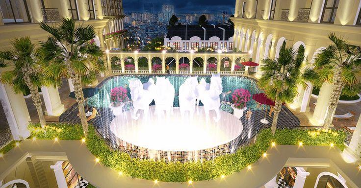 Sunshine Riverside – Hình mẫu chung cư cao cấp mới #sunshineriverside #sunshineriversidetayho #giabansunshineriverside