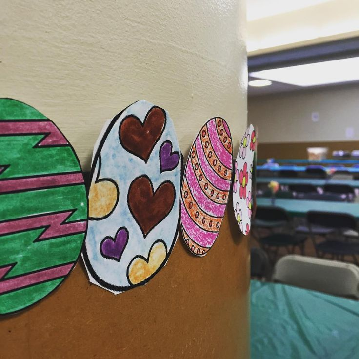 These awesome decorations were made by kids in Kids Giving Hope, a volunteer club for kids ages 6-12. #hopemission #kidsgivinghope
