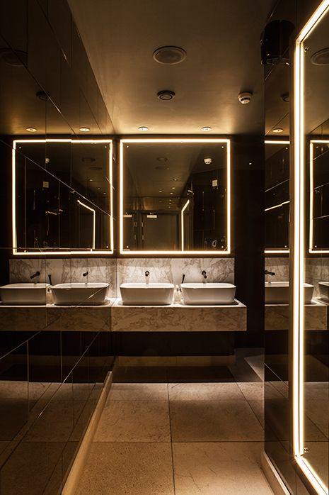 The 18 best images about vincent cafe cocktail bar on for Bathroom design liverpool