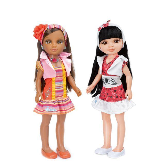 Muñeca Nancy y sus amigas Famosa