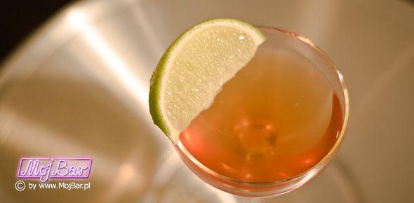 """NEVADA DAIQUIRI Bardzo aromatyczne """"Daiquiri"""": rum ciemny - 40ml, grejpfrutowy sok - 20ml, limonka sok - 10ml, syrop cukrowy - 10ml  Przepisy na drinki znajdziesz na: http://mojbar.pl/przepisy.htm"""